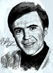 Walter Koenig (Bob Smerecki) Tags: smackman snapnpiks robert bob smerecki sports art digital artwork paintings illustrations graphics oils pastels pencil sketchings drawings virtual painter 6 watercolors smart photo editor colorization akvis sketch drawing concept designs gmx photopainter 28 draw hollywood walk fame high contrast images movie stars signatures autographs portraits people celebrities vintage today metamorphasis 002 abstract melting canvas baseball cards picture collage jixipix fauvism infrared photography colors