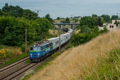EU07-1517 (arkadiusz1984) Tags: eu07 eu071517 freighttrain tczew