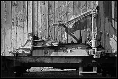 Wagon Detail (radspix) Tags: yashica fr 1 tamron adaptall ii 3570mm f35 cf macro 17a arista edu ultra pmk pyro