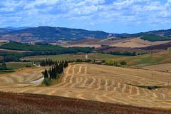 Val d'Orcia (Mauro e Irene) Tags: siena valdorcia toscana tuscany italy italia nikon d3100 campagna contryside landscape