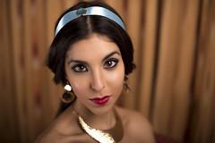 Retrato Vale Olavarrieta (yerson.retamal) Tags: roja princesa jasmine jazmin disney aladdin aladino