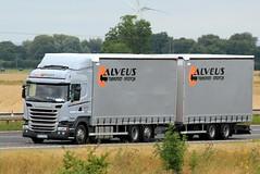 Alveus M62 25th July 2017 DB (asdofdsa) Tags: hgv haulage transport trucks travel motorway m62 goole langhamjunction rawcliffebridge