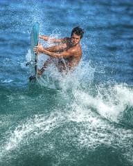 Kealia surf 007 (mannyh808) Tags: surf surfer surfing kealia kauai hawaii waves ocean gardenisland eastside