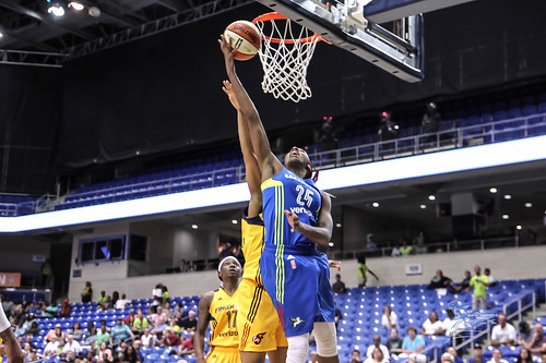 """Indiana Fever vs Dallas Wings • <a style=""""font-size:0.8em;"""" href=""""http://www.flickr.com/photos/10266314@N06/35375882983/"""" target=""""_blank"""">View on Flickr</a>"""