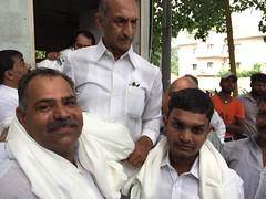 Freedom Fighter Ram Charan Agarwal Chowk Death Anniversery 25-7-2017 (J P Agarwal ww.jaiprakashagarwal.com New Delhi Ind) Tags: ram charan agarwal chowk