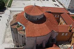 Zadar, sv. Donat (mdunisk) Tags: zadar svdonat svtrojstva more mjesto grad žumberak mdunisk