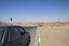 View over Qom (rob.brink) Tags: iran qom road highway