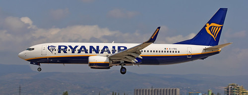 Ryanair / Boeing 737-800 / EI-FRG