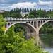 2017 - Road Trip - Saskatoon -  University Bridge