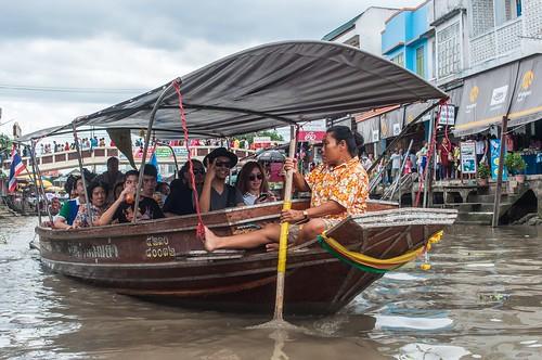 marché flottant amphawa - thailande 27