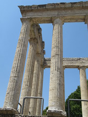 Cori (LT) (risotto al caviale) Tags: templeofhercules herakles cori latina