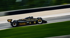 Gregory Thornton in Classic Team Lotus colors (speedcenter2001) Tags: racing motorsports roadamerica roadcourse roadracing classic vintage vintageracing motorsport lotus jps tobacco panning motion d810 nikon180mmf28edais manualfocus elkhartlake elkhart wisconsin eliodeangelis