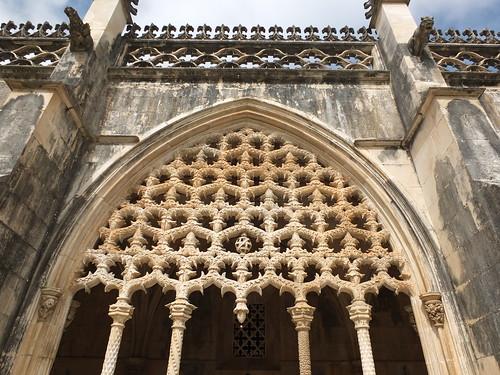 Monasterio de Santa Maria da Vitória - Claustro 6