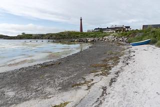 Andenes lighthouse, Andøya, Vesterålen, Norway