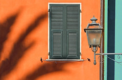 lerici windows (poludziber1) Tags: city colorful cityscape color colorfull street streetphotography summer skyline orange old window green light shadow urban travel architecture italia italy liguria lerici
