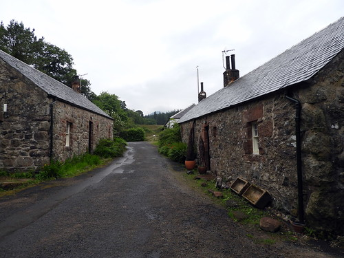 Cottages on the Brodick Estate