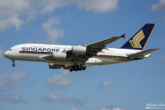 Singapore Airlines --- Airbus A380 --- 9V-SKM (Drinu C) Tags: adrianciliaphotography sony dsc rx10iii rx10 mk3 fra eddf plane aircraft aviation singaporeairlines airbus a380 9vskm