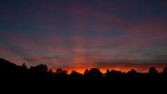 Le soir (Marc_L21) Tags: nuit nuage heurebleue