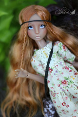 IMG_8228 (Cleo6666) Tags: lana lillycat cerisedolls marron glacé bjd doll chibbi
