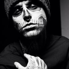 Rick Genest ( Zombie Boy ) (ineedhalloweenideas) Tags: tattoo skull zombie boy rick genest hallooween ideas halloween 2017 ineedhalloweenideas
