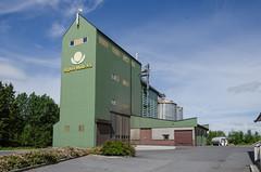 Mill (AstridWestvang) Tags: building industry mill silos tank østfold