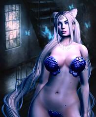 Siren (everestgossipgirl) Tags: crystal heart taketomi sweet thing siren supernatural moon amore lollipop