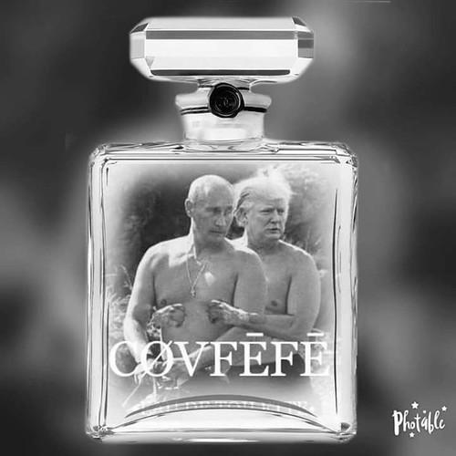 Covfefe Cologne for .men.