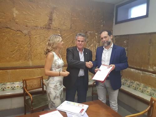 La Universidad de Murcia firma una carta de intenciones con la Fundación Al Fanar