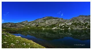 Lago lungo / Long lake  (13 laghi) Prali © Nicola Roggero