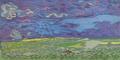 Champ de blé sous un ciel d'orage - Van Gogh - 1890_0 (Luc II) Tags: vangogh blé
