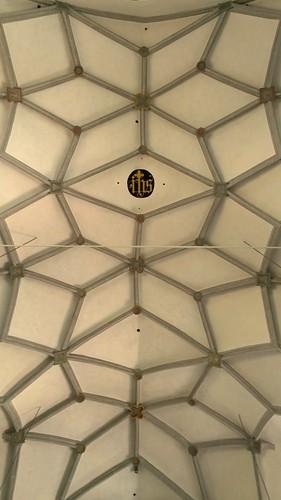 Soffitto della chiesa di S. Andrea (Chiusa-BZ)