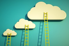 ladders (dvt.vn) Tags: white clouds skies cloudy background nobody fluffy weather air symbol illustration enviroment sign frame design network concept communication idea blank bubble steps ladders concepts success stairs 3d business challenge up opportunities tool tall wood climb stepladder solitude shape high growth competition rise achievement top equipment progress improvement promotion struggle development