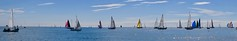 Summer Breeze (annemcm) Tags: sailing sailboats summer volvo regatta dublin dun laoghaire seascape landscape bay race nikon