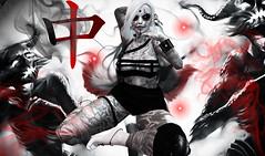 313# (xnutellax kegel (client list open)) Tags: sl secondlife new makeup event darck dark fashion tattoo