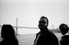 San Francisco - July 2017 (S_M_15) Tags: olympus ax2 olympusax2 35mm sanfrancisco film oaklandbaybridge oakland bridge