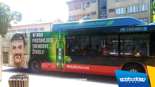 Info Media Group - Pan pivo, BUS Outdoor Advertising 07-2017 (6)