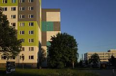 Gera - Thüringen (elisachris) Tags: gera thüringen eastgermany newtopographics stadt city urban architektur architecture ricohgr