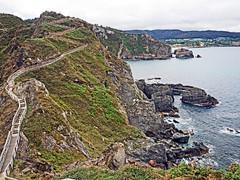 Punta de Fuciño do Porco, O Vicedo (Lugo) (Miguelanxo57) Tags: rocas peñasco cabo paisaje cantábrico vicedo ría viveiro lugo galicia