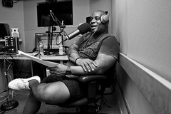 IMG_6566 (Brother Christopher) Tags: podcast podcasting fortheculture hiphop chicago chitown twista legend icon combatjack combatjackshow lsn loudspeakersnetwork explore interview portrait portraiture bnw blackandwhite monochrome monochromatic brotherchris