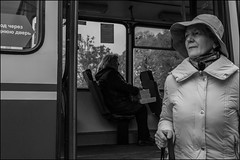 7_DSC9779 (dmitryzhkov) Tags: passenger stop busstop old oldwoman hat oldpeople door transport bus step steps stair stairway motion movement walk walker walkers pedestrian pedestrians sidewalk woman women lady sony alpha black blackandwhite bw monochrome white bnw blacknwhite bnwstreet day daylight one two art city europe russia moscow documentary journalism street streets urban candid life streetlife citylife outdoor outdoors streetscene close scene streetshot image streetphotography candidphotography streetphoto candidphotos streetphotos moment light shadow people citizen resident inhabitant person portrait streetportrait