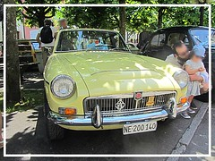 MG MGC GT, 1969 (v8dub) Tags: mg mgc gt 1969 c schweiz suisse switzerland british pkw voiture car wagen worldcars auto automobile automotive old oldtimer oldcar klassik classic collector
