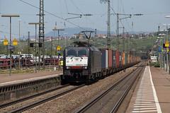 MRCE Dispolok 189 093 Weil am Rhein (daveymills31294) Tags: mrce dispolok 189 093 weil am rhein baureihe cargo siemens es64f4