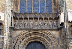 Lincoln Cathedral, kings gallery