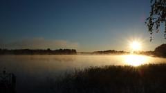 Jet Lag 4:20 am (LuMi_67) Tags: finland tampere sunrise auringonnousu näsijärvi aamu morning canon