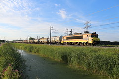 RRF 4401 te Houten 18 juli 2017 (Remco van den Bosch 72) Tags: rotterdamrailfeeding rrf 4401 keteltrein kesselwagen kesselzug gatx alstom eisenbahn electrischelocomotief eloc elok railway rails railroad trein train transport treinspotten trainspotting track spoor spoorwegen houten bahn netherlands nederland locomotief locomotive goederentrein güterzug goederenwagon freighttrain cargo cargotrain
