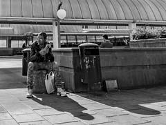 Guy...    Stockholm / Sweden (mikeback-streetphotography) Tags: stockholm streetphotographers streetphotography sweden street streetart streetarteverywhere streetartistry streetlife streetphoto streetstyle urbanwalls blackandwhite blackandwhitephotography black bnw blackwhite beautiful bw urban urbanart people photography photographer photo photooftheday monochrome mono monochromatic gatufotografi guy