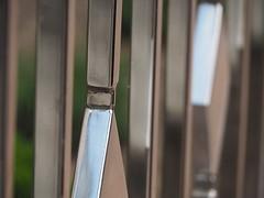 Hochglanz HFF (nirak68) Tags: 2017ckarinslinsede lübeck 198365 schleswigholstein de zaun fence hochglanz poliert