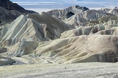 Color Rock (OranK7) Tags: deathvalleynationalpark landscape ca california us mountain rock trail colorful nikon