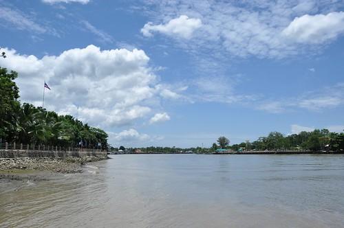 marché flottant amphawa - thailande 45