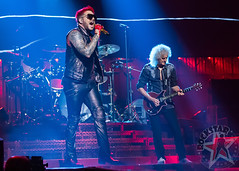 Queen - The Palace of Auburn Hills - Auburn Hills, MI - July 20th 2017